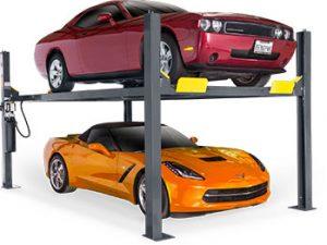 four-post-parking-lift
