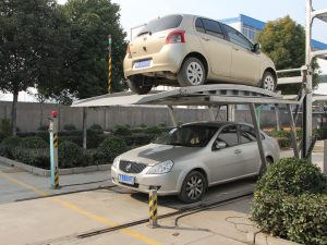 mini smart parking lift