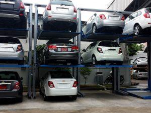 stacker parking lift1